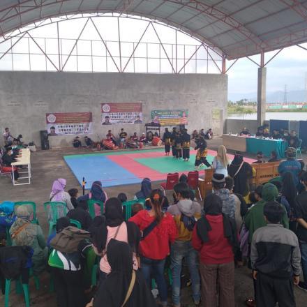 Album : Kegiatan Pencak Silat IPSI Kab.Bandung di Gor Desa